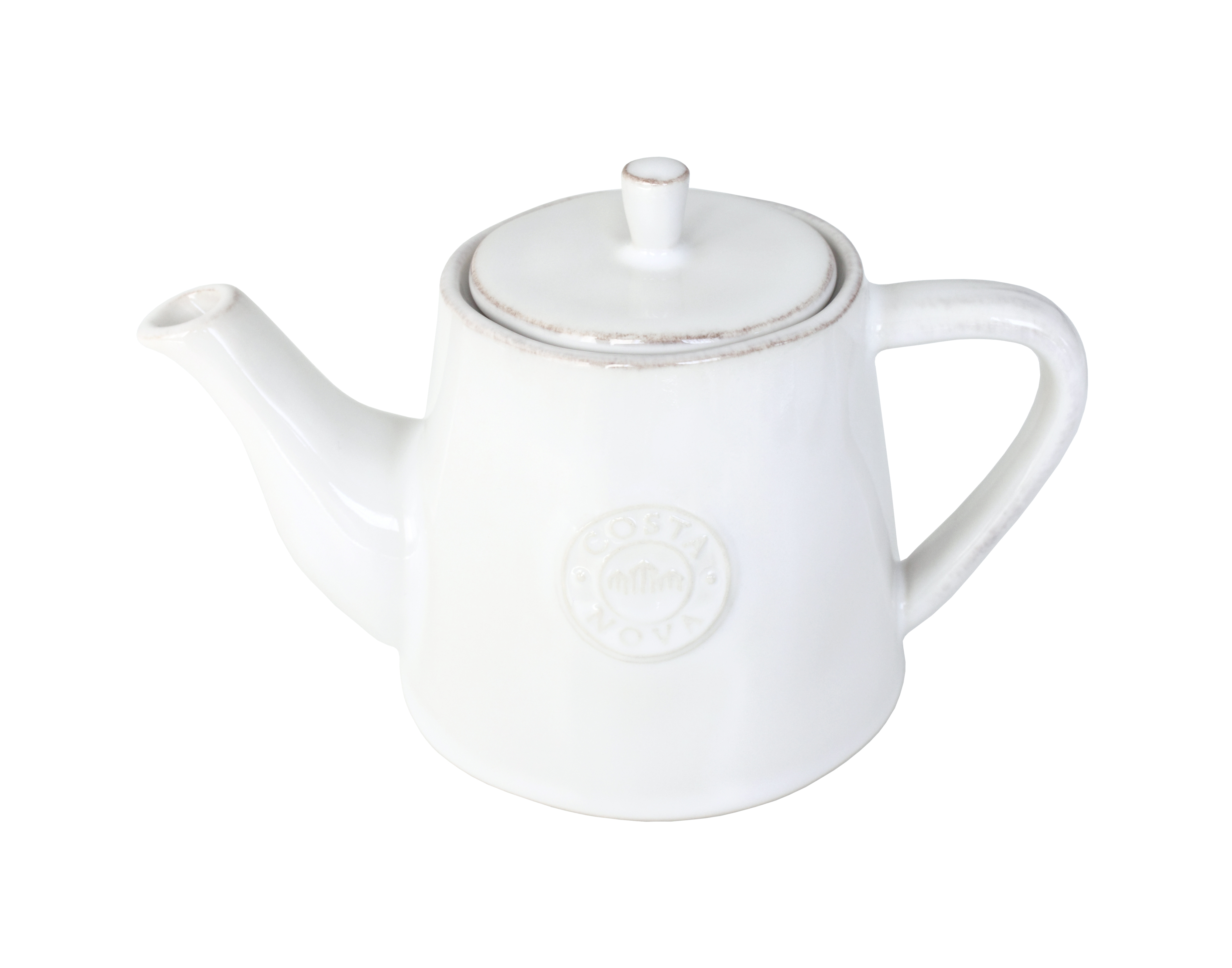Nova White Tea Pot Small 0.51l Gift