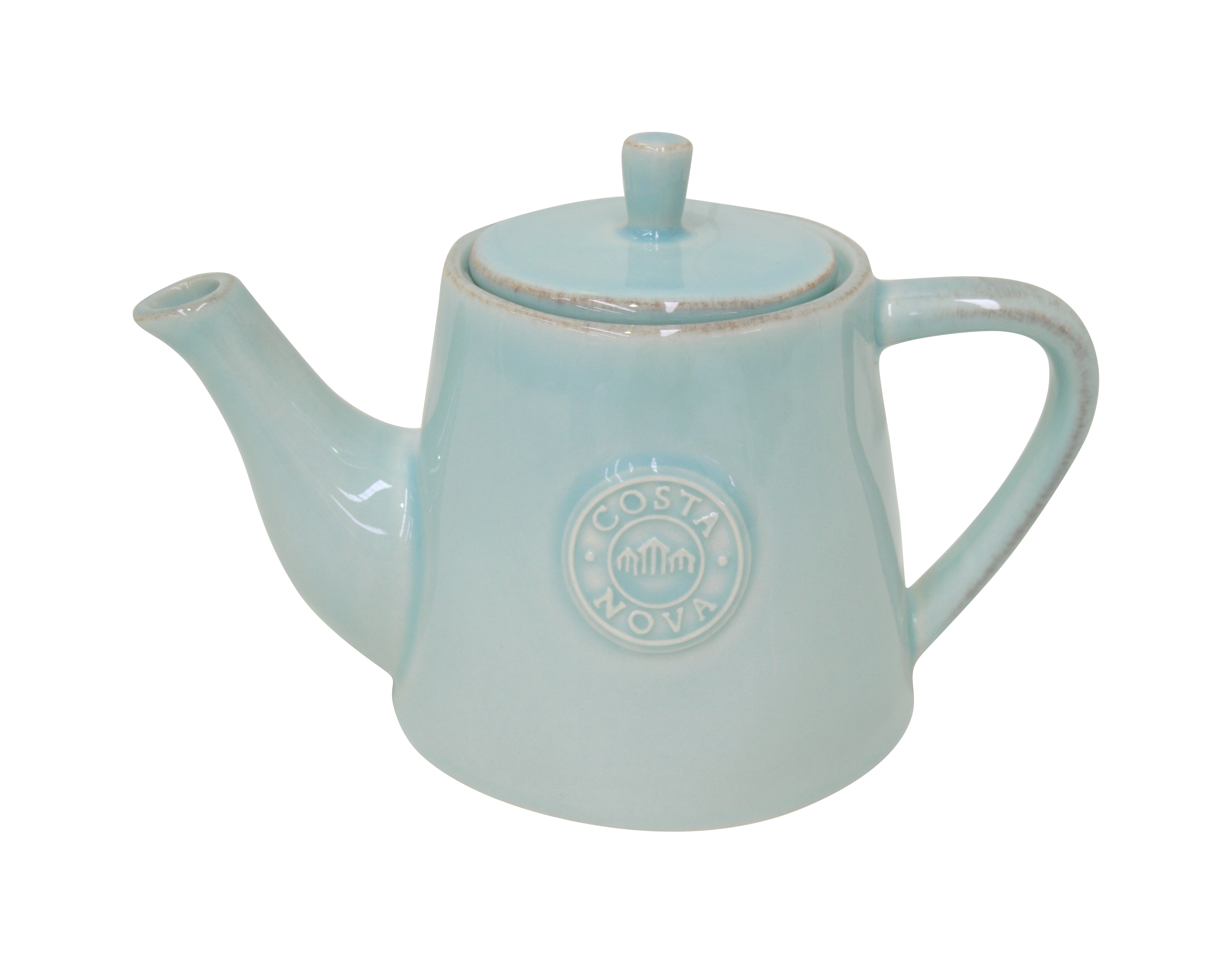 Nova Turquoise Tea Pot Small 0.51l Gift
