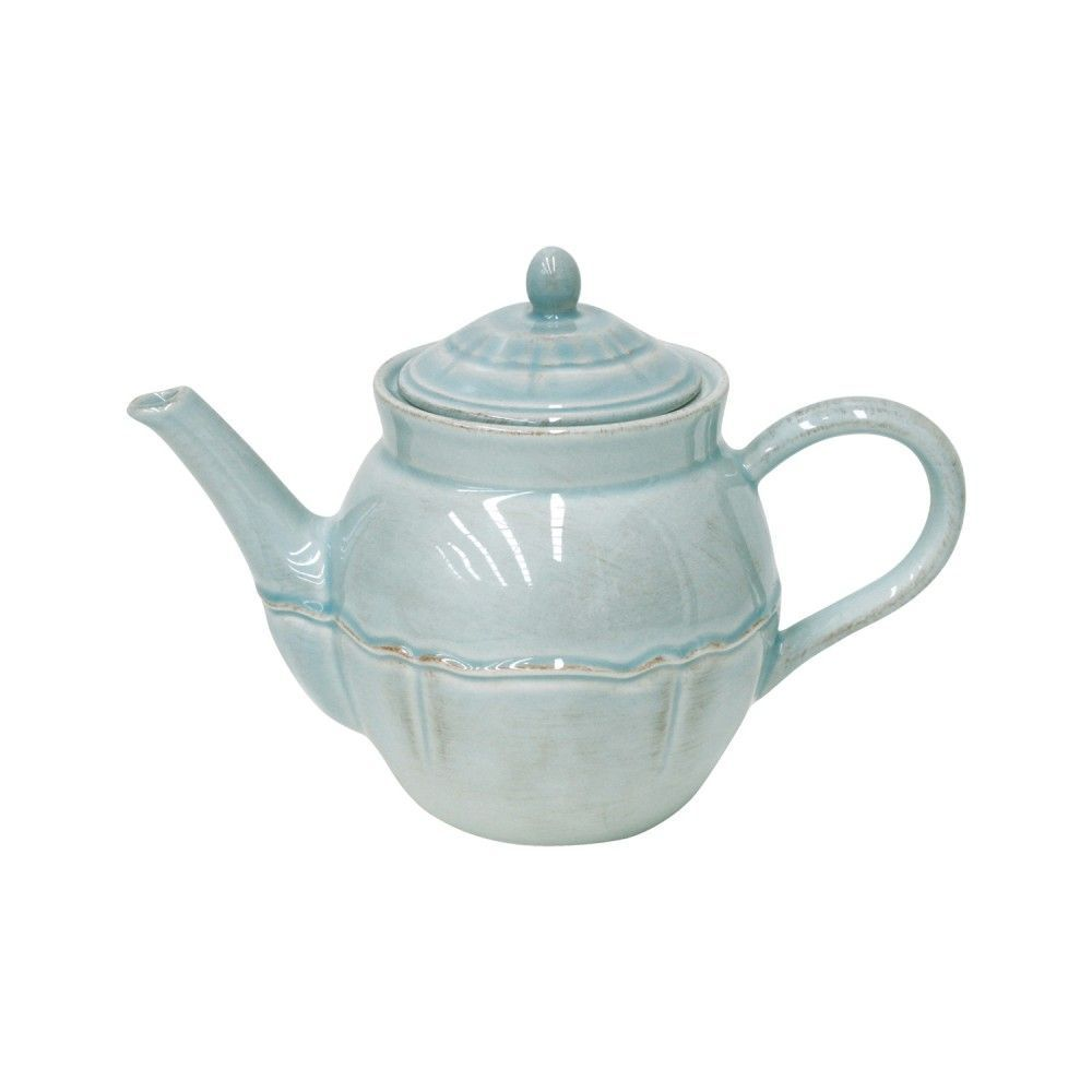 Costa Nova Gift Alentejo Turq Tea Pot Large Gift