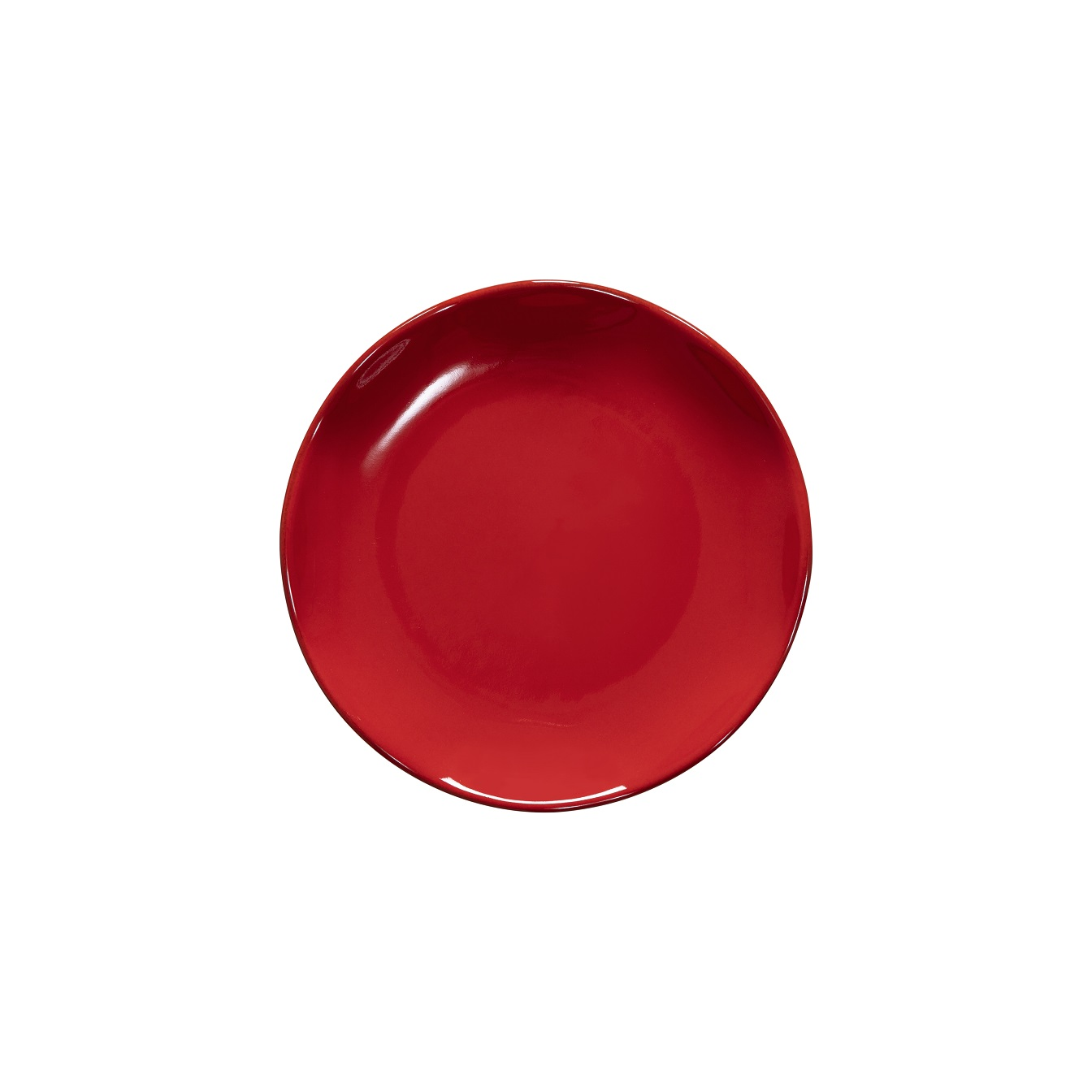 Cook & Host Red Salad Plate 20cm Gift